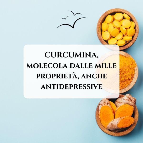 curcumina-fibromialgia-proprietà-antidepressive
